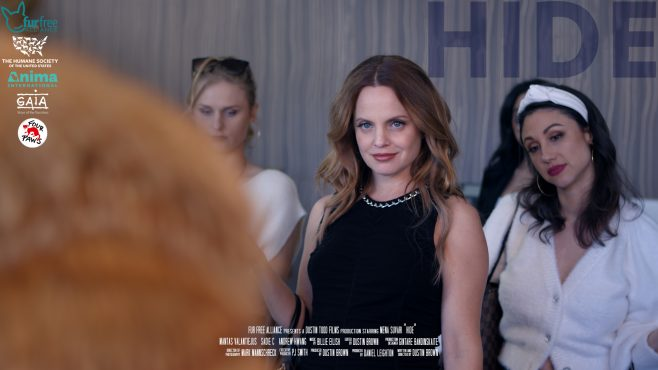 Fur Free Alliance, Mena Suvari partner for anti-fur video